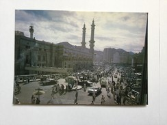 AK   SAUDI ARABIA    THE HOLY MOSQUE FROM THE OUTSIDE - Saudi-Arabien
