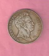 RIJKSDAALDER 2 1/2 GULDEN 1840 WILLEM I TYPEMUNT NASLAG - 1815-1840 : Willem I