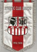 FANION CLUB AC AJACCIO GRAND MODELE - Habillement, Souvenirs & Autres