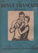 LA REVUE FRANCAISE 24 04 1927 - DANSE MODERNE - LE CIRQUE - FETES FORAINES - CHINE - LAURE & PETRARQUE - MISTINGUETT - Other