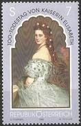 Austria - 1998 Empress Elizabeth 7s MNH **          Sc 1768