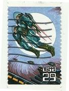 1993 - Stati Uniti 2134 Fantasia Spaziale