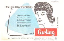 Che Cu/Buvard Cheveux Curling (N= 1) - Buvards, Protège-cahiers Illustrés