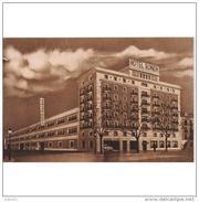 MDDTP8550CPA-LFTM1094THOT.Tarjeta Postal DE MADRID.Edificios.arboles,calles Y HOTEL RONDA En MADRID - Hoteles & Restaurantes