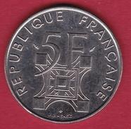 France 5 Francs Tour Eiffel 1989 - France