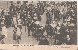 71 Chalon Sur Saone Carnaval 1909 - Chalon Sur Saone