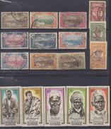 FRANCE Et AFRIQUE ! Timbres Anciens De Martinique Et NEUFS De Guinée Depuis 1930 - Côte-d'Ivoire (1892-1944)