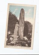 PLOZEVET (FINISTERE) 3754 LE MONUMENT AU MORT (MENHIR) - Plozevet
