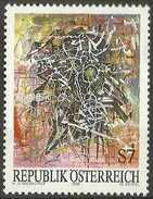Austria - 1998 My Garden (Hans Staudacher) 7s MNH **          Sc 1771