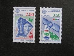 TB Paire N° 2696 Et N° 2697, Neufs XX. - France