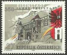 Austria - 1998 Eisenstadt 7s MNH **          Sc 1772 - 1945-.... 2nd Republic