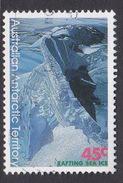 Australian Antarctic Territory  S 106 1996 Antarctic Landscapes 45c Rafting Sea Ice Used