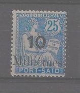 PORT-SAID - Y Et T N° 41** (M. N. H.) - T.T.Beau  - Tirage 13500 - Ongebruikt