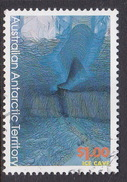 Australian Antarctic Territory  S 108 1996 Antarctic Landscapes $ 1.00 Ice Cave Used