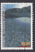 Australian Antarctic Territory  S 109 1996 Antarctic Landscapes $ 1.20 Twelve Lake Used - Used Stamps