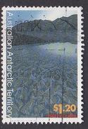 Australian Antarctic Territory  S 109 1996 Antarctic Landscapes $ 1.20 Twelve Lake Used