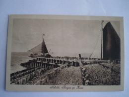 Bergen Op Zoom // Schelde (Schip - Scheepvaart) ) Gelopen 1927 - Bergen Op Zoom