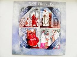 SALE! Solomon Islands 2013 M/s Pope Francis - Solomoneilanden (1978-...)
