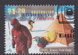 Australian Antarctic Territory  S 114 1997 50th Anniversary Of ANARE $ 1.20 Remote Field Camp Used