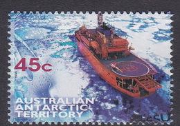 Australian Antarctic Territory  S 115 1998 Transports 45c RSV Aurora Used
