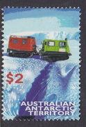 Australian Antarctic Territory  S 118 1998 Transports $ 2.00 Antarctic Hagglunds Used