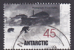 Australian Antarctic Territory  S 120 1999 Mawson's Huts 45c The Home Of The Blizzasrd Used