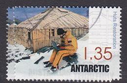 Australian Antarctic Territory  S 122 1999 Mawson's Huts $ 1.35 Huts Restoration Used