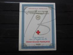 VEND CARNET CROIX ROUGE N° 2008 (1959) !!!! - Libretas