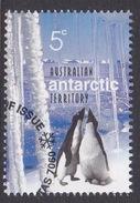 Australian Antarctic Territory  S 125  2001 Australians In The Antarctic 5c Discovery Antarctica Used