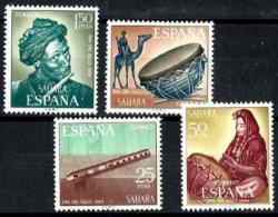 Sahara Nº 275/78 En Nuevo - Sahara Español