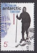 Australian Antarctic Territory  S 126  2001 Australians In The Antarctic 5c Discovery Bernacchi Used
