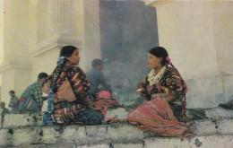 AO05 Ethnic - Native Indians, Chichicastenango, El Quiche, Guatemala - America