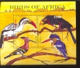 GHANA    2604  MINT NEVER HINGED MINI SHEET OF BIRDS   #   M-305   ( - Non Classés