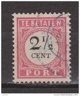 Nederlands Indie Netherlands Indies Dutch Indies Port 14 Used ; Portzegel, Due Stamp. Timbre Tax, Dienstmarke 1892 - Niederländisch-Indien