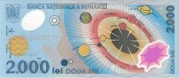 ROUMANIE   2000 Lei   1999   P. 111a   UNC - Romania