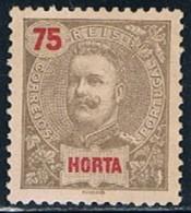 Horta, 1898/905, # 31, MNG - Horta