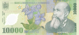 ROUMANIE   10,000 Lei   2000   P. 112b   UNC - Romania