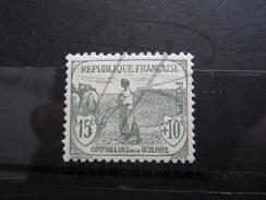 VEND TIMBRE DE FRANCE N° 150 , NEUF AVEC CHARNIERE !!!! - France