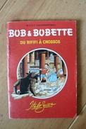 Bob Et Bobette - Du Rififi à Cnossos - Mini Album Offert Par Les Chocolats ItaloSuisse - Bob Et Bobette