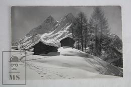 Postcard Switzerland - La Sage - Les Dents De Veisivi - Winter Landscape - BE Berne