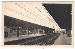 92 - BOURG-LA-REINE - La Gare Du Métro - EM 8272 - Bourg La Reine