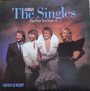 Abba 33t. DLP CANADA *the First Ten Years* - Disco, Pop