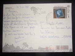Maurice Carte De Trou D Eau 1997 Pour Chamonix