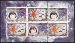 1996,  Grönland, 297/98, Weihnachten, MNH **, H-Blatt 9 - Groenland
