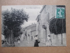 AIN  01       MIRIBEL    -  LES BALMES       ANIME   TTB - France