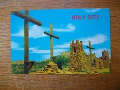 états-unis , Oklahoma , Near Lawton , Holy City Easter Pageant Grounds - Etats-Unis