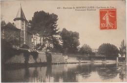 ENVIRONS De MONTPELLIER (34) - LES BORDS DU LEZ - RESTAURANT RIMBAUD - Montpellier
