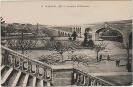 MONTPELLIER (34) - L'AQUEDUC SAINT CLEMENT - Montpellier