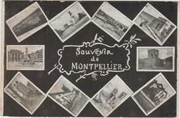 SOUVENIR DE MONTPELLIER (34) - Montpellier