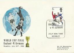 GB GS 1966 Footbol - Cartas